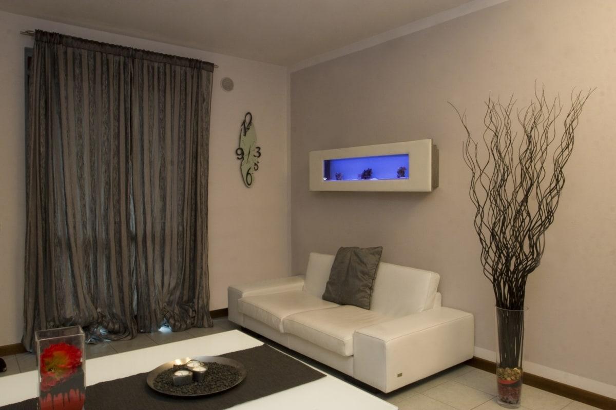 Melik aquarium acquari a parete su misura for Acquario da parete